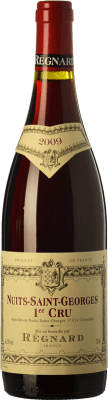 111,95 € Free Shipping | Red wine Régnard Premier Cru Crianza A.O.C. Nuits-Saint-Georges Burgundy France Pinot Black Bottle 75 cl