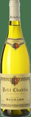 27,95 € Free Shipping | White wine Régnard A.O.C. Petit-Chablis Burgundy France Chardonnay Bottle 75 cl