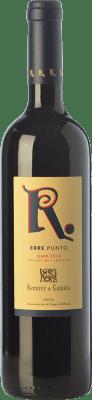 13,95 € Kostenloser Versand | Rotwein Remírez de Ganuza Erre Punto Joven D.O.Ca. Rioja La Rioja Spanien Tempranillo, Graciano, Viura, Malvasía Flasche 75 cl