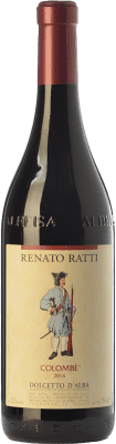 15,95 € Free Shipping | Red wine Renato Ratti Colombè D.O.C.G. Dolcetto d'Alba Piemonte Italy Dolcetto Bottle 75 cl
