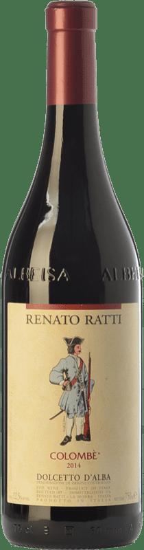 13,95 € Free Shipping   Red wine Renato Ratti Colombè D.O.C.G. Dolcetto d'Alba Piemonte Italy Dolcetto Bottle 75 cl