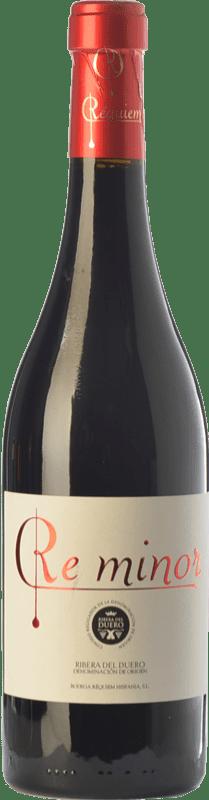 9,95 € Free Shipping   Red wine Réquiem Re Minor Crianza D.O. Ribera del Duero Castilla y León Spain Tempranillo Bottle 75 cl
