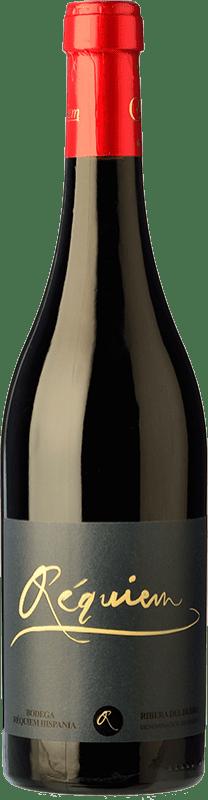 17,95 € Free Shipping   Red wine Réquiem Crianza D.O. Ribera del Duero Castilla y León Spain Tempranillo Bottle 75 cl