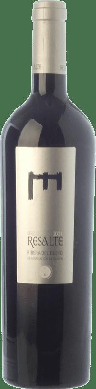 53,95 € Envío gratis | Vino tinto Resalte Gran Resalte Gran Reserva 2009 D.O. Ribera del Duero Castilla y León España Tempranillo Botella 75 cl