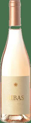 16,95 € Free Shipping | Rosé wine Ribas Rosat I.G.P. Vi de la Terra de Mallorca Balearic Islands Spain Callet, Mantonegro, Gargollassa Bottle 75 cl
