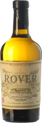 19,95 € Free Shipping | Sweet wine Ribas Rover I.G.P. Vi de la Terra de Mallorca Balearic Islands Spain Muscatel Small Grain Half Bottle 50 cl | Thousands of wine lovers trust us to get the best price guarantee, free shipping always and hassle-free shopping and returns.