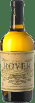 22,95 € Envío gratis | Vino dulce Ribas Rover I.G.P. Vi de la Terra de Mallorca Islas Baleares España Moscatel Grano Menudo Media Botella 50 cl