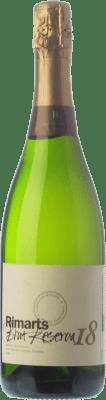 9,95 € 免费送货 | 白起泡酒 Rimarts Reserva 18 香槟 Reserva D.O. Cava 加泰罗尼亚 西班牙 Macabeo, Xarel·lo, Parellada 瓶子 75 cl | 成千上万的葡萄酒爱好者信赖我们,保证最优惠的价格,免费送货,购买和退货,没有复杂性.