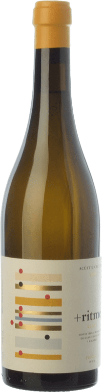 17,95 € Free Shipping | White wine Ritme Més Blanc Crianza D.O.Ca. Priorat Catalonia Spain Grenache White, Macabeo Bottle 75 cl
