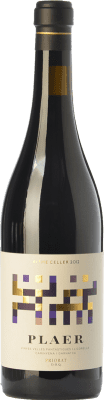 31,95 € Free Shipping | Red wine Ritme Plaer Crianza D.O.Ca. Priorat Catalonia Spain Grenache, Carignan Bottle 75 cl