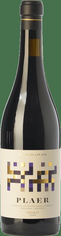 26,95 € Free Shipping | Red wine Ritme Plaer Crianza D.O.Ca. Priorat Catalonia Spain Grenache, Carignan Bottle 75 cl
