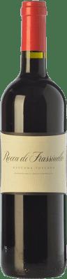 63,95 € Free Shipping | Red wine Rocca di Frassinello D.O.C. Maremma Toscana Tuscany Italy Merlot, Cabernet Sauvignon, Sangiovese Bottle 75 cl