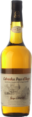 34,95 € Envío gratis | Calvados Roger Groult Pays d'Auge I.G.P. Calvados Pays d'Auge Francia Botella 70 cl