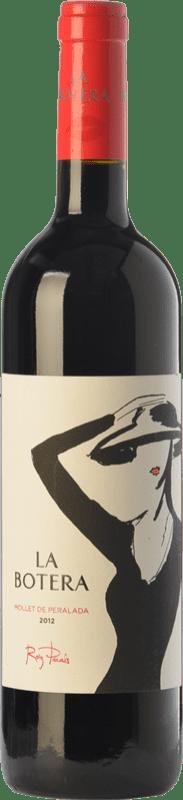 9,95 € Free Shipping | Red wine Roig Parals La Botera Joven D.O. Empordà Catalonia Spain Cabernet Sauvignon, Carignan Bottle 75 cl