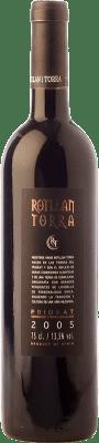 6,95 € Envoi gratuit | Vin rouge Rotllan Torra Joven D.O.Ca. Priorat Catalogne Espagne Grenache, Cabernet Sauvignon, Carignan Bouteille 75 cl