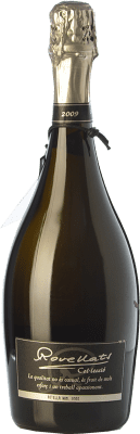 33,95 € Free Shipping | White sparkling Rovellats Col·lecció Extra Brut Gran Reserva 2011 D.O. Cava Catalonia Spain Xarel·lo, Parellada Bottle 75 cl | Thousands of wine lovers trust us to get the best price guarantee, free shipping always and hassle-free shopping and returns.