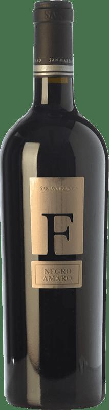 27,95 € Free Shipping | Red wine San Marzano F I.G.T. Salento Campania Italy Negroamaro Bottle 75 cl