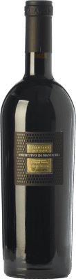 34,95 € Free Shipping | Red wine San Marzano Sessantanni D.O.C. Primitivo di Manduria Puglia Italy Primitivo Bottle 75 cl