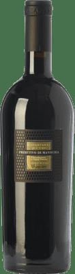 28,95 € Envío gratis | Vino tinto San Marzano Sessantanni D.O.C. Primitivo di Manduria Puglia Italia Primitivo Botella 75 cl