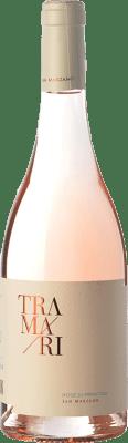 15,95 € Free Shipping | Rosé wine San Marzano Tramari Rosé di Primitivo I.G.T. Salento Campania Italy Primitivo Bottle 75 cl