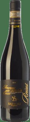 29,95 € Free Shipping | Red wine Sartori Classico Reius D.O.C.G. Amarone della Valpolicella Veneto Italy Cabernet Sauvignon, Corvina, Rondinella, Corvinone Bottle 75 cl