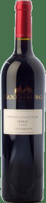29,95 € Kostenloser Versand | Rotwein Saxenburg PC Shiraz Crianza I.G. Stellenbosch Stellenbosch Südafrika Syrah Flasche 75 cl