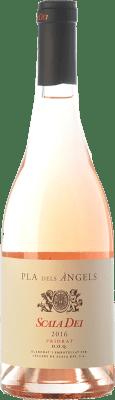 19,95 € Envío gratis | Vino rosado Scala Dei Pla dels Àngels D.O.Ca. Priorat Cataluña España Garnacha Botella 75 cl