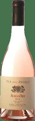29,95 € Free Shipping | Rosé wine Scala Dei Pla dels Àngels D.O.Ca. Priorat Catalonia Spain Grenache Bottle 75 cl