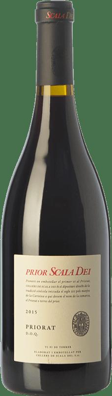 43,95 € Free Shipping | Red wine Scala Dei Prior Crianza D.O.Ca. Priorat Catalonia Spain Syrah, Grenache, Cabernet Sauvignon, Carignan Magnum Bottle 1,5 L