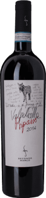 19,95 € Free Shipping   Red wine Secondo Marco Valpolicella Classico D.O.C. Valpolicella Veneto Italy Corvina, Rondinella, Corvinone Bottle 75 cl