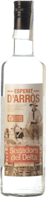 29,95 € Envoi gratuit | Marc Segadors del Delta Esperit d'Arròs Catalogne Espagne Bouteille 70 cl