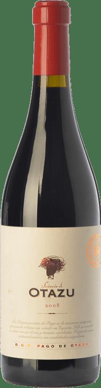 19,95 € Envío gratis | Vino tinto Señorío de Otazu Reserva D.O. Navarra Navarra España Tempranillo, Cabernet Sauvignon Botella 75 cl