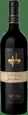 23,95 € Free Shipping | Red wine Séptima Gran Reserva I.G. Mendoza Mendoza Argentina Cabernet Sauvignon, Malbec, Tannat Bottle 75 cl