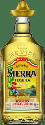 14,95 € Envoi gratuit | Tequila Sierra Reposado Jalisco Mexique Bouteille 70 cl