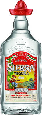 14,95 € Free Shipping | Tequila Sierra Silver Jalisco Mexico Bottle 70 cl