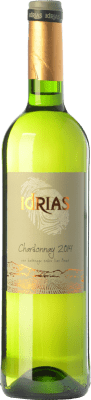 6,95 € Free Shipping | White wine Sierra de Guara Idrias Spain Chardonnay Bottle 75 cl