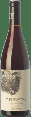 18,95 € Envoi gratuit | Vin rouge Soagranorte Suertes del Marqués 7 Fuentes Joven D.O. Valle de la Orotava Iles Canaries Espagne Listán Noir, Tintilla Bouteille 75 cl