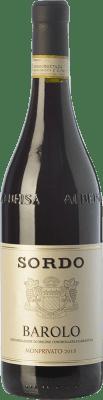 71,95 € Envío gratis   Vino tinto Sordo Monprivato D.O.C.G. Barolo Piemonte Italia Nebbiolo Botella 75 cl