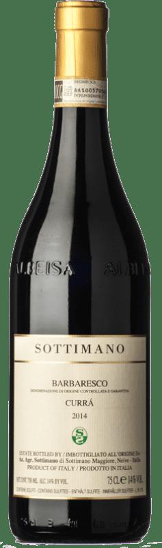 105,95 € Free Shipping | Red wine Sottimano Currà D.O.C.G. Barbaresco Piemonte Italy Nebbiolo Bottle 75 cl