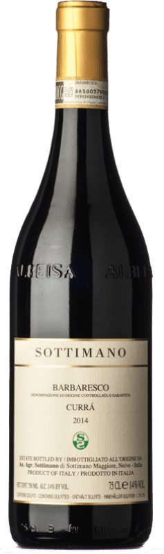 105,95 € Envoi gratuit | Vin rouge Sottimano Currà D.O.C.G. Barbaresco Piémont Italie Nebbiolo Bouteille 75 cl