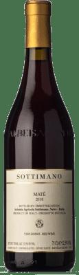 12,95 € Kostenloser Versand | Rotwein Sottimano Maté D.O.C. Langhe Piemont Italien Brachetto Flasche 75 cl
