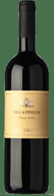 26,95 € Free Shipping | Red wine Sportoletti Villa Fidelia Rosso I.G.T. Umbria Umbria Italy Merlot, Cabernet Sauvignon, Cabernet Franc Bottle 75 cl