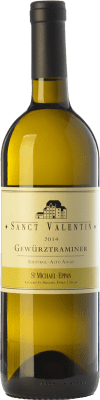 29,95 € Free Shipping | White wine St. Michael-Eppan Sanct Valentin D.O.C. Alto Adige Trentino-Alto Adige Italy Gewürztraminer Bottle 75 cl