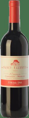 37,95 € Free Shipping | Red wine St. Michael-Eppan Sanct Valentin Riserva Reserva D.O.C. Alto Adige Trentino-Alto Adige Italy Merlot, Cabernet Sauvignon, Cabernet Franc Bottle 75 cl