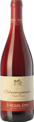 15,95 € Free Shipping | Red wine St. Michael-Eppan Pinot Nero D.O.C. Alto Adige Trentino-Alto Adige Italy Pinot Black Bottle 75 cl