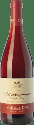 13,95 € Kostenloser Versand | Rotwein St. Michael-Eppan Pinot Nero D.O.C. Alto Adige Trentino-Südtirol Italien Pinot Schwarz Flasche 75 cl