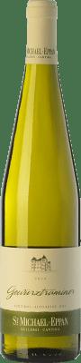 12,95 € Free Shipping | White wine St. Michael-Eppan D.O.C. Alto Adige Trentino-Alto Adige Italy Gewürztraminer Bottle 75 cl