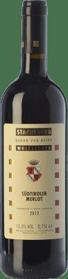 27,95 € Envoi gratuit | Vin rouge Stachlburg Riserva Reserva D.O.C. Alto Adige Trentin-Haut-Adige Italie Merlot Bouteille 75 cl