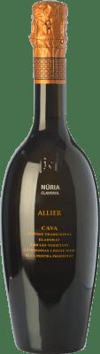 29,95 € Kostenloser Versand | Weißer Sekt Sumarroca Núria Claverol Allier Gran Reserva D.O. Cava Katalonien Spanien Pinot Schwarz, Chardonnay Flasche 75 cl