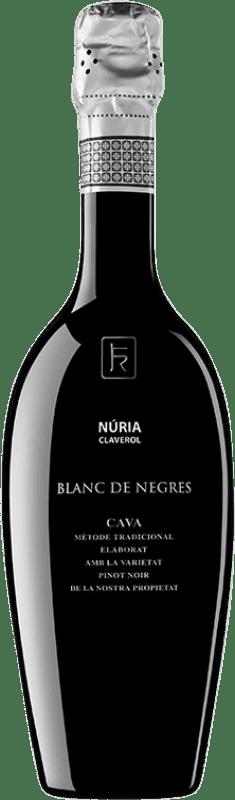 25,95 € Free Shipping | White sparkling Sumarroca Núria Claverol Gran Blanc de Negres Brut D.O. Cava Catalonia Spain Pinot Black Bottle 75 cl